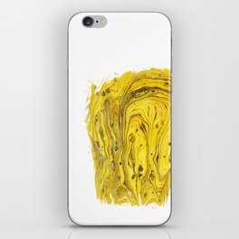 Geometric Flow-Tsolmonchimeg Baasanjargal iPhone Skin