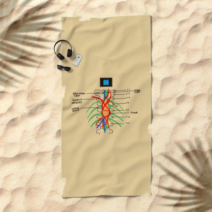 This is Forever Beach Towel