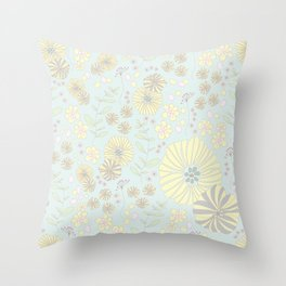 Sweet Smell of Spring Throw Pillow