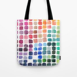 Favorite Colors Tote Bag