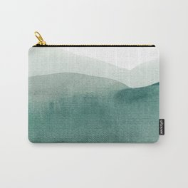 Valley's deep and the mountains so high Carry-All Pouch