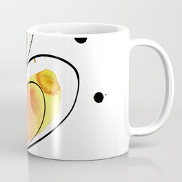 Ecstasy Bloom No.8 by Kathy Morton Stanion Coffee Mug