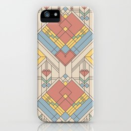 Frank Love Right iPhone Case