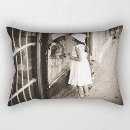 Childhood Rectangular Pillow