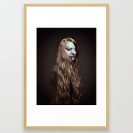 M_Double Framed Art Print