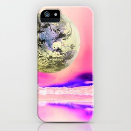 Do You Think There Is Intelligent Life On Earth? iPhone Case