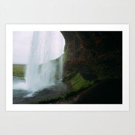 Seljalandsfoss Art Print