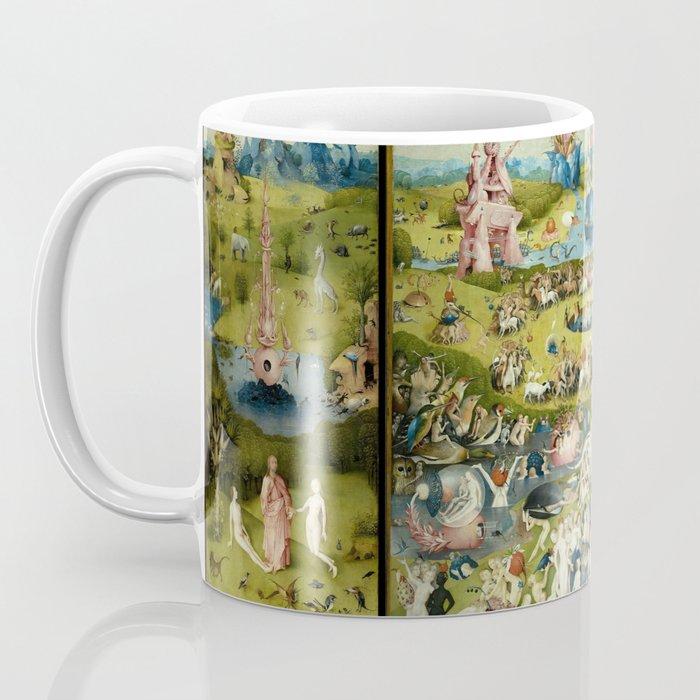 Hieronymus Bosch The Garden Of Earthly Delights Coffee Mug