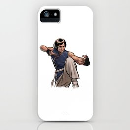Jackie Chan iPhone Case