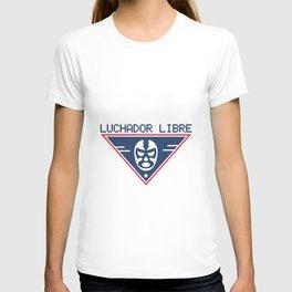Luchador Libre Logo T-shirt