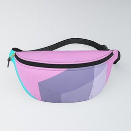 Abstraction impression Fanny Pack