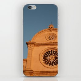 Sibenik Cathedrale iPhone Skin