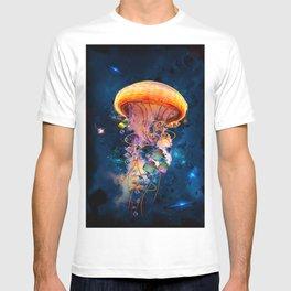 Electric Jellyish World T-shirt