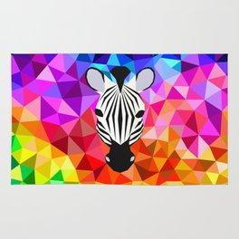 Zebra Dazzle Rug