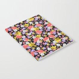 Floral Haze Notebook