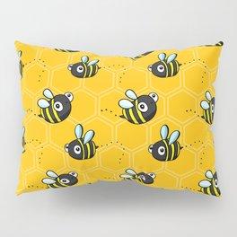 Bumble Bees Pillow Sham