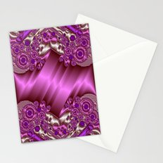 Sheet Metal Decor Stationery Cards