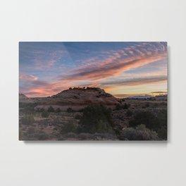 Canyonlands Sunrise Metal Print
