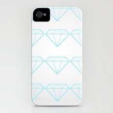 Diamonds Are A Girls Best Friend Slim Case iPhone (4, 4s)
