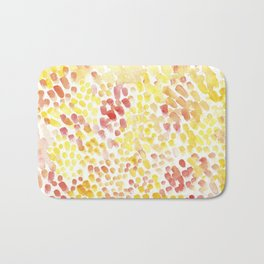 #58. UNTITLED (FALL) - Leaves Bath Mat