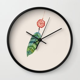 Nightmares Be Gone Wall Clock