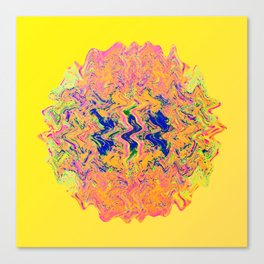 Synthesia Canvas Print