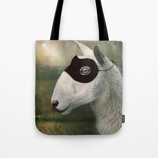 The Disguise... Tote Bag