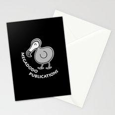 Megadodo Publications of Ursa Minor Beta Stationery Cards