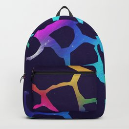 Color Burst: Giraffe Backpack