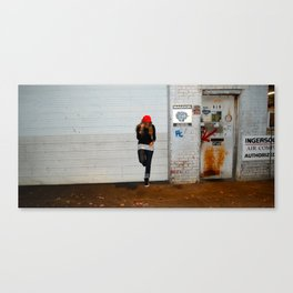 Hard Knock.  Canvas Print