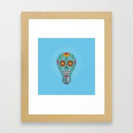 Light Headed Framed Art Print