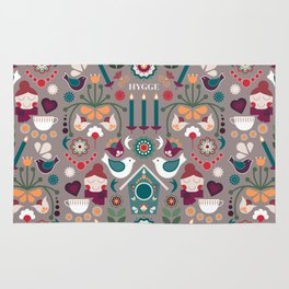 Hygge Home Happy Home Rug