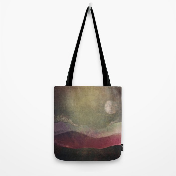 Silently it dawned on me... Tote Bag