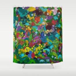 Flower Forest Shower Curtain