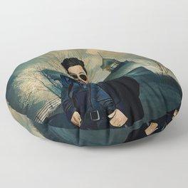 Preacher Floor Pillow