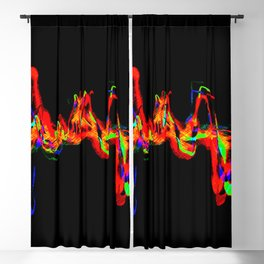 San Andreas Blackout Curtain