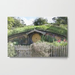 House of little People Metal Print