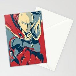Saitama - Hero Stationery Cards