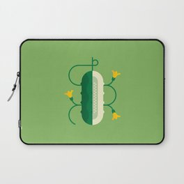 Vegetable: Cucumber Laptop Sleeve