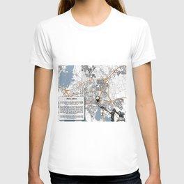 Atlas of Inspiring Protests; VÄXJO T-shirt