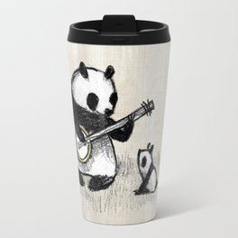 Banjo Panda Travel Mug