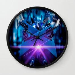 """Soundwave Superior, Autobots Inferior"" Wall Clock"