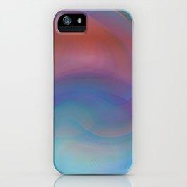 Retro Nouveau iPhone Case