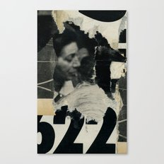 622 Canvas Print