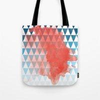 berlin Tote Bags featuring Berlin by Menina Lisboa