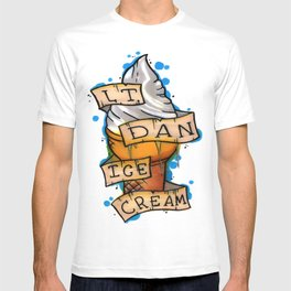 Lt. Dan Ice Cream! T-shirt