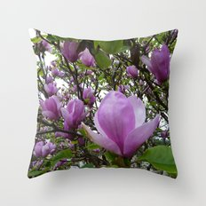 Fresh as Spring Throw Pillow
