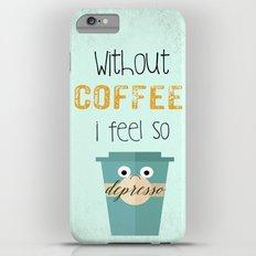 DEPRESSO Slim Case iPhone 6 Plus