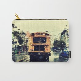 frisco kid // yellow bus Carry-All Pouch