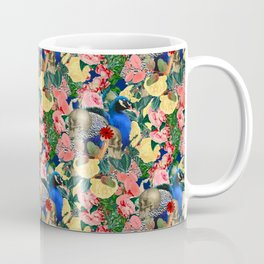Eternal Peacock Coffee Mug